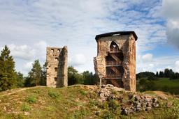 Château de Vastseliina en Estonie. Source : http://data.abuledu.org/URI/5504b51e-chateau-de-vastseliina-en-estonie