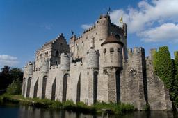 Château des comtes de Flandre. Source : http://data.abuledu.org/URI/532e1c44-chateau-des-comtes-de-flandre