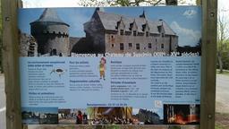 Château des ducs de Bretagne à Suscinio. Source : http://data.abuledu.org/URI/571e8fd4-chateau-des-ducs-de-bretagne-a-suscinio