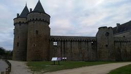 Château des ducs de Bretagne à Suscinio. Source : http://data.abuledu.org/URI/571e9026-chateau-des-ducs-de-bretagne-a-suscinio