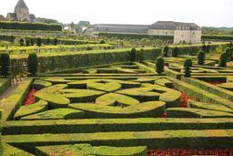Château et Jardins de Villandry. Source : http://data.abuledu.org/URI/55e72295-chateau-et-jardins-de-villandry