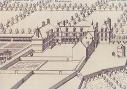Château et parc de Beauregard. Source : http://data.abuledu.org/URI/50e86b22-chateau-et-parc-de-beauregard