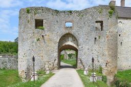 Châtelet de Vallery. Source : http://data.abuledu.org/URI/5565d858-chatelet-de-vallery