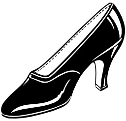 Chaussure à talon. Source : http://data.abuledu.org/URI/53e91ff8-chaussure-a-talon
