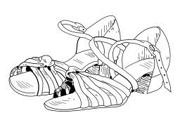 Chaussures. Source : http://data.abuledu.org/URI/50251fdf-chaussures