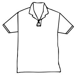 Chemise polo. Source : http://data.abuledu.org/URI/532ec318-chemise-polo