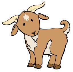 Chèvre. Source : http://data.abuledu.org/URI/5049b56e-chevre