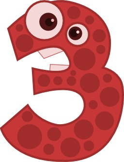 Chiffre trois. Source : http://data.abuledu.org/URI/50f2ca3c-chiffre-trois