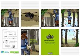 Chloé découvre la forêt landaise. Source : http://data.abuledu.org/URI/583fff0a-chloe-decouvre-la-foret-landaise