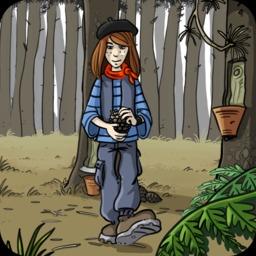 Chloé en forêt 05. Source : http://data.abuledu.org/URI/51bf37af-chloe-en-foret-05