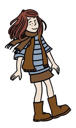Chloé habillée pour l'automne. Source : http://data.abuledu.org/URI/5628f437-chloe-habillee-pour-l-automne