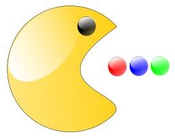 pseudo-quasi-Pacman. Source : http://data.abuledu.org/URI/504ae772-chomper-le-tyrannosaurus
