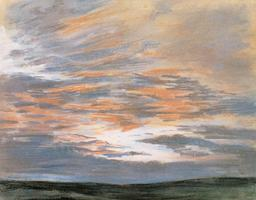 Ciel en soirée. Source : http://data.abuledu.org/URI/51a4f2ad-ciel-en-soiree