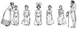 Cinq filles à marier. Source : http://data.abuledu.org/URI/538657a9-cinq-filles-a-marier