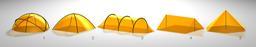 Cinq formes de tentes. Source : http://data.abuledu.org/URI/51fc189a-cinq-formes-de-tentes
