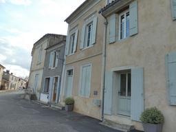 Ancienne laiterie de Pujols/Ciron. Source : http://data.abuledu.org/URI/58dae5fb-ancienne-laiterie-de-pujols-ciron
