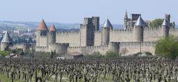 Cité de Carcassonne. Source : http://data.abuledu.org/URI/54a7ffe9-cite-de-carcassonne
