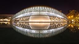 Cité des Arts et des Sciences à Valence. Source : http://data.abuledu.org/URI/54dbd73e-cite-des-arts-et-des-sciences-a-valence
