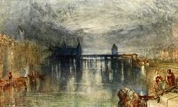 Clair de lune à Lucerne. Source : http://data.abuledu.org/URI/50a435b1-clair-de-lune-a-lucerne