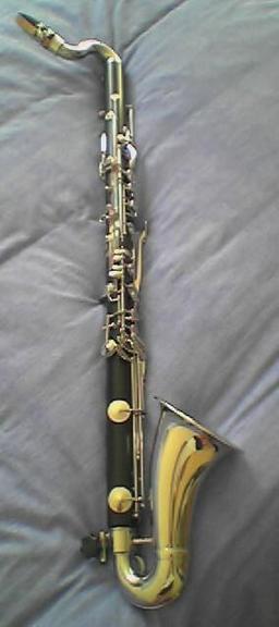 Clarinette basse. Source : http://data.abuledu.org/URI/50ed943d-clarinette-basse