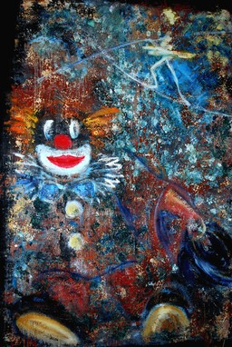 Clown et funambule. Source : http://data.abuledu.org/URI/51c1d1dd-clown-et-funambule