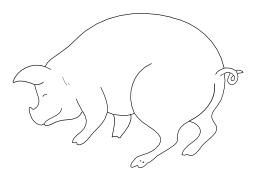 Cochon. Source : http://data.abuledu.org/URI/50253415-cochon