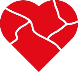 Coeur brisé. Source : http://data.abuledu.org/URI/53935a37-coeur-brise