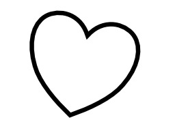 Coeur vide à colorier. Source : http://data.abuledu.org/URI/5330c36d-coeur-vide-a-colorier