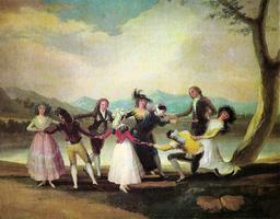 Colin-maillard en Espagne. Source : http://data.abuledu.org/URI/52b36cd1-colin-maillard-en-espagne