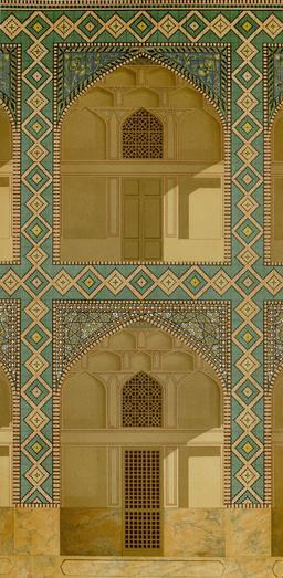 Collège de la mère de Shah Sultan Hussein en 1840. Source : http://data.abuledu.org/URI/56522876-college-de-la-mere-de-shah-sultan-hussein-en-1840