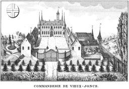 Commanderie des Vieux-joncs. Source : http://data.abuledu.org/URI/506e8e24-commanderie-des-vieux-joncs