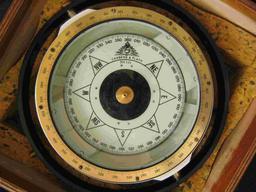 Compas magnétique. Source : http://data.abuledu.org/URI/518f57da-compas-magnetique