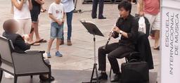 Concerts en plein air à Oviedo. Source : http://data.abuledu.org/URI/55de0233-concerts-en-plein-air-a-oviedo
