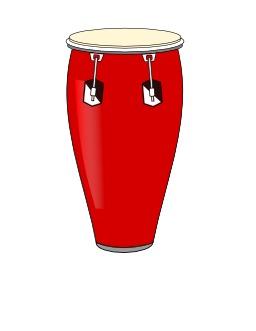 Conga rouge. Source : http://data.abuledu.org/URI/504af337-conga-rouge