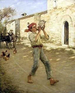 Conque musicale en Espagne. Source : http://data.abuledu.org/URI/47f4bec0-conque-musicale-en-espagne
