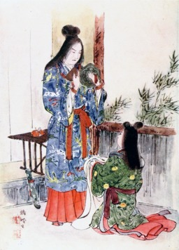 Conte de fées japonais - 01. Source : http://data.abuledu.org/URI/5684239a-conte-de-fees-japonais-01