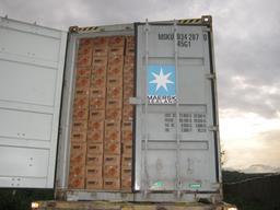 Conteneur plein de cartons. Source : http://data.abuledu.org/URI/53871b6b-conteneur-plein-de-cartons