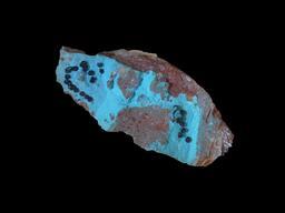 Cornétite du Katanga. Source : http://data.abuledu.org/URI/5485fc21-cornetite-du-katanga