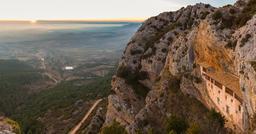 Coucher de soleil en Espagne. Source : http://data.abuledu.org/URI/5630d8c2-coucher-de-soleil-en-espagne
