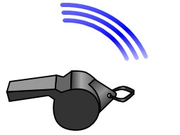 Coup de sifflet bref. Source : http://data.abuledu.org/URI/52d85329-coup-de-sifflet-bref