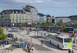 Cour de la gare de Dijon. Source : http://data.abuledu.org/URI/555adc40-cour-de-la-gare-de-dijon