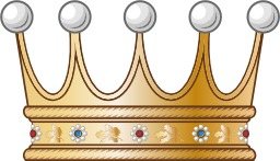 Couronne à cinq perles. Source : http://data.abuledu.org/URI/503a99a4-couronne-a-cinq-perles