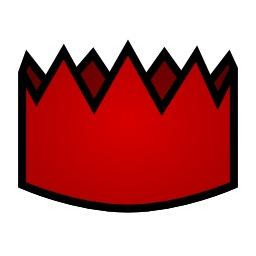 Couronne des rois rouge. Source : http://data.abuledu.org/URI/5048f889-couronne-des-rois-rouge