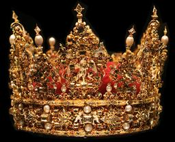 Couronne du roi du Danemark. Source : http://data.abuledu.org/URI/536d13e6-couronne-du-roi-du-danemark