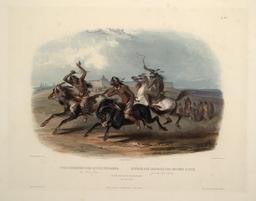 Course de sioux à cheval. Source : http://data.abuledu.org/URI/53b92682-course-de-sioux-a-cheval