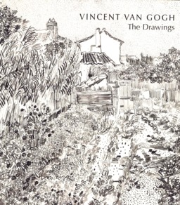 Couverture de l'album de dessins de Van Gogh. Source : http://data.abuledu.org/URI/5513b542-couverture-de-l-album-de-dessins-de-van-gogh