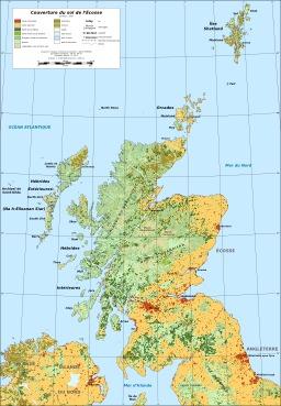Couverture du sol en Écosse. Source : http://data.abuledu.org/URI/52093c33-couverture-du-sol-en-ecosse