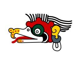 Cozcuauhtli, le vautour du calendrier aztèque. Source : http://data.abuledu.org/URI/540b5e0d-cozcuauhtli-le-vautour-du-calendrier-azteque