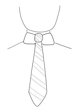 Cravate. Source : http://data.abuledu.org/URI/502538c0-cravate