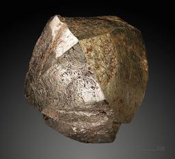 Cristaux de Pyrite de la mine de talc de Trimouns. Source : http://data.abuledu.org/URI/520cf3ec-cristaux-de-pyrite-de-la-mine-de-talc-de-trimouns